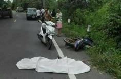 Thumbnail อุบัติเหตุ รถ.จยยโดนชน มีผู้เสียชีวิต 1 ราย